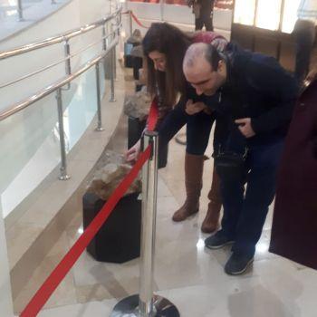 Şehit Cuma DAĞ Tabiat Tarihi Müzesi (MTA)